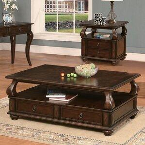 Amado Coffee Table Set