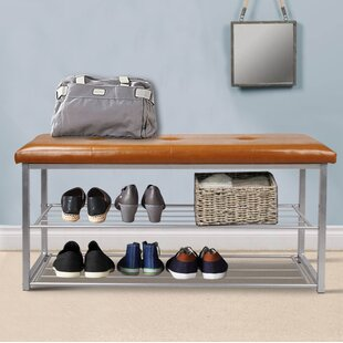 Ebern Designs Shoe Rack