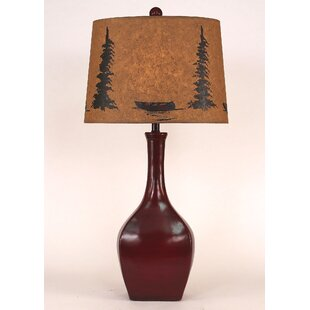 Rustic Living Genie 32 Table Lamp