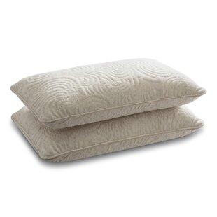 Alwyn Home Alvarado Dual Side I-Gel Memory Foam Standard Pillow (Set of 2)
