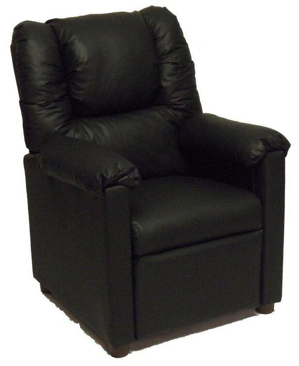 Zoomie Kids Coppedge Lounger Kids Chair & Reviews | Wayfair