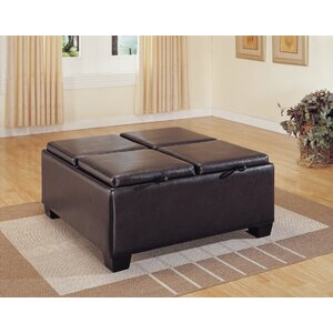 Beckett Cocktail Ottoman by Woodhaven Hill