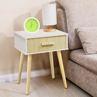 Buying Clauson Modern 1 Drawer Nightstand By George Oliver