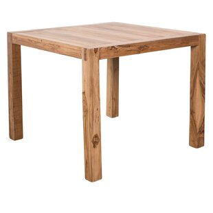 Darby Home Co Jonna Teak Solid Wood Dining Table