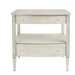 Oasis Mulholland 2 Drawer Nightstand by Coastal Living™ by Stanley Furniture