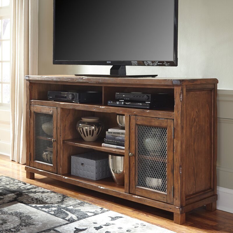 Baggarly Tv Stand For Tvs Up To 75 Reviews Birch Lane