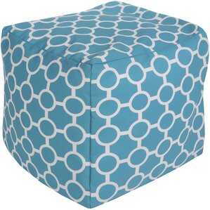 Newry Pouf Ottoman by Breakwater Bay