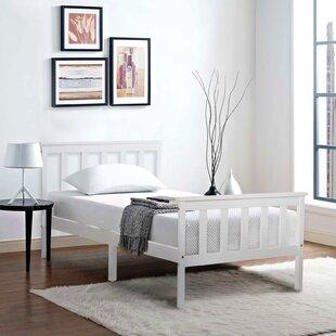 Headen European Single (90 X 200cm) Bed Frame By Brambly Cottage