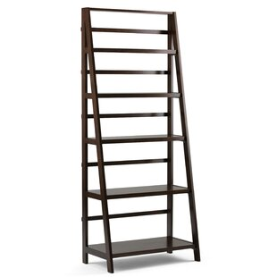 Acadian Ladder Bookcase By Simpli Home