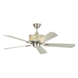 54 Forsythe 5 Blade Outdoor LED Ceiling Fan with Remote