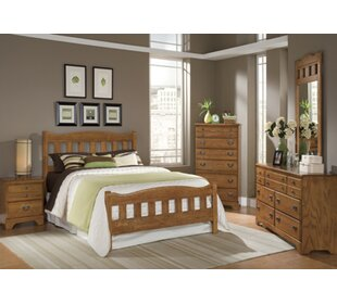 Creek Side Panel Configurable Bedroom Set