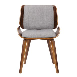 Buker Upholstered Dining Chair by George Oliver Discount