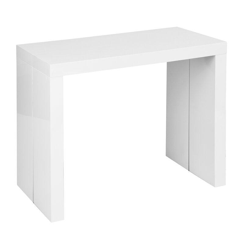 Ebern Designs Lamkin Extendable Dining Table Reviews Wayfair