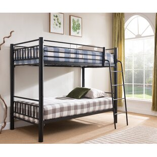 Holzer Bunk Bed by Zoomie Kids Today Sale Only