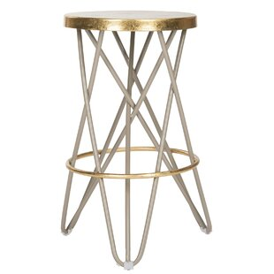 Buell 24 Bar Stool by Mercury Row Top Reviews