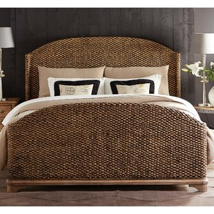 Phelan Panel Bed by Beachcrest Home Cheap