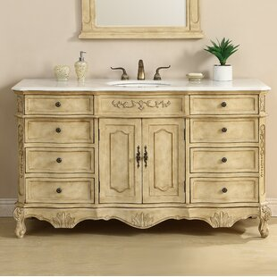 Meriden 60 Single Bathroom Vanity Set by Astoria Grand