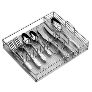 Mirage 45-Piece Flatware Set