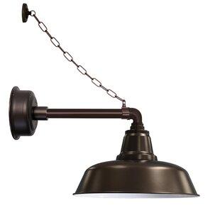Goodyear LED Outdoor Barn Light