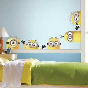 Despicable Me Minions 3D Window Decal STICKER Studios Movie STICKER Universal Studios Movie