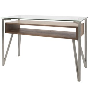 Vihaan Mid-Century Modern Console Table By Wade Logan