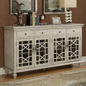 Thursten Millstone Credenza by Beachcrest Home