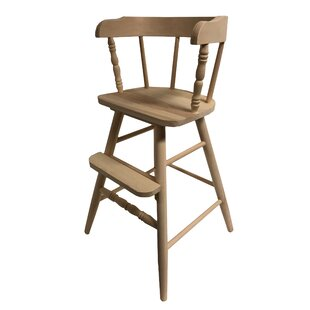 Givens Solid Wood Dining Chair Breakwater Bay
