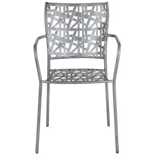 Offerman Stacking Patio Dining Chair