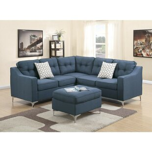Orren Ellis Willenborg Modular Sectional ..
