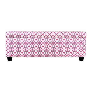 Seguis Upholstered Storage Bench