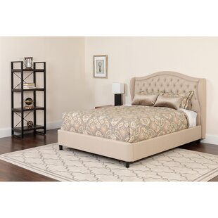 Tamia Tufted Upholstered Platform Bed