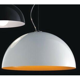 ZANEEN design Anke 1-Light Inverted Pendant