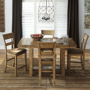 Tall Dining Room Tables made in the usa kitchen & dining room sets you'll love | wayfair