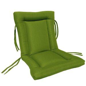 European Quilt Outdoor Sunbrella Chair Cushion