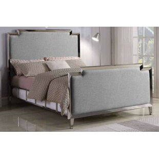 Coldfield Upholstered Panel Bed