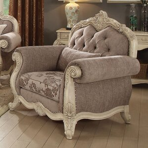 Welling Traditional Club Chair by Astoria Gr..