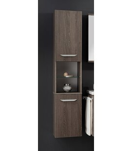 Lavella 35.5 X 169cm Wall Mounted Cabinet By Fackelmann