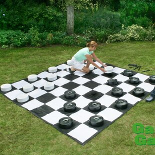Draughts Set By Freeport Park
