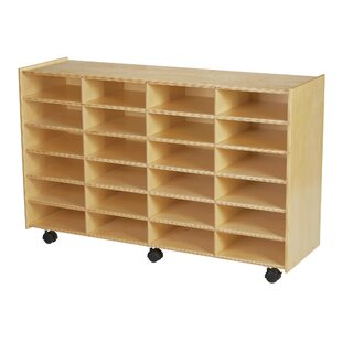 Best Price 24 Compartment Cubby ByChildcraft