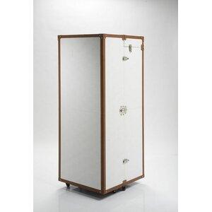 Drehtürenschrank Cosmopolitan, 145 cm H x 62,8 cm B x 56 cm T von KARE Design