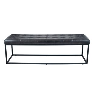 Chung Metal Bench By Williston Forge