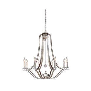 Mariana Home Crystal 8-Light Chandelier
