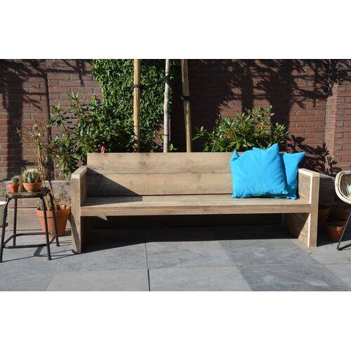 Gartenbank Murphy aus Holzwerkstoff Garten Living | Garten > Gartenmöbel > Gartenbänke | Garten Living