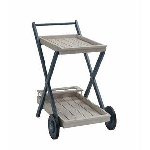 Sumlin Bar Serving Cart Image
