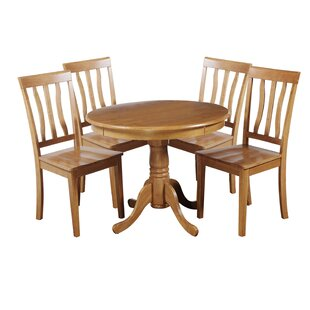 Kimberley 5 Piece Dining Set by TTP Furnish