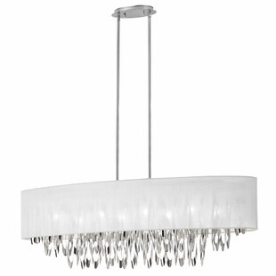 Willa Arlo Interiors Edmon 8-Light 40W Ki..