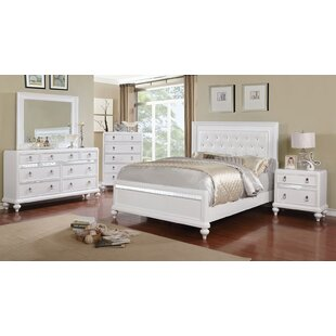 Bo Panel Configurable Bedroom Set by Rosdorf Park