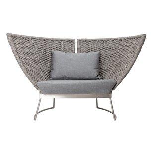 Leachville Garden Chair With Cushion By Sol 72 Outdoor