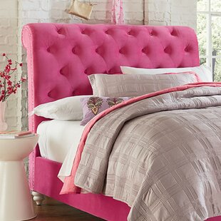 Bargain Dena Upholstered Headboard By Viv + Rae