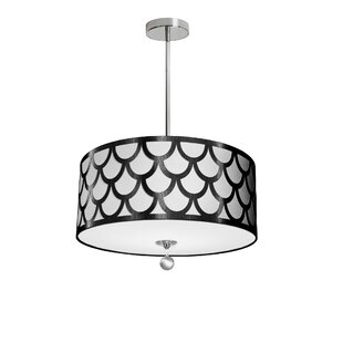 Rosdorf Park Piper 4-Light LED..